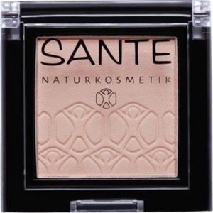 sante - Cienie do powiek Mono Shade 01 it's nude - 2850292200