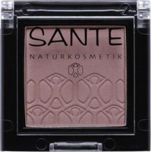 sante - Cienie do powiek Mono Shade 04 brownish taupe - 2850292203
