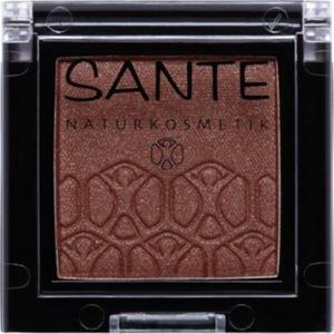 sante - Cienie do powiek Mono Shade 05 sparkling brown - 2850292204
