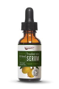 wooden spoon - Serum do skóry problematycznej z olejami tamanu i marula - 2854987471