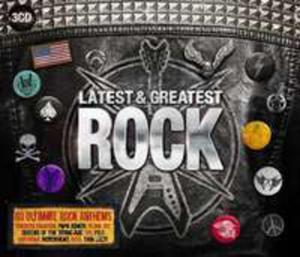 Latest & Greatest Rock / Różni Wykonawcy (Uk) - 2843700100