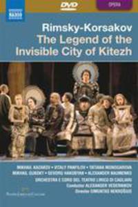 Nikolay Rimsky - Korsakov: The Legend Of The Invisible City Of Kitezh - 2839286121