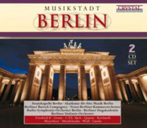 Musikstadt Berlin - 2839294856