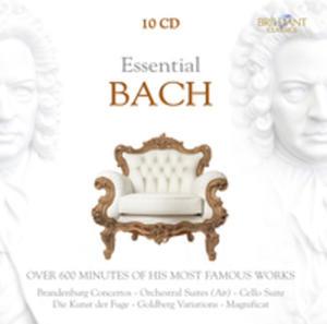 Essential Bach - 2839274874