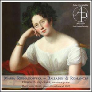 M. Szymanowska - Ballades & Romances - 2839298790