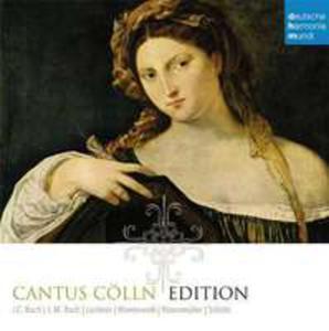 Cantus Colln - Edition - 2839277749
