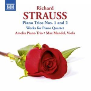 Richard Strauss: Piano Trios Nos. 1 & 2, Works For Piano Quartet - 2868708017