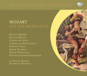 Brilliant Opera Collection: Die Zauberflote - 2839278240