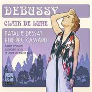Debussy Clair De Lune (Songs & La Damoiselle Eleu) - 2839284081