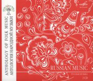 Anthology Of Folk Music: Russian Music - 2839282998