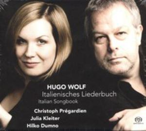 Hugo Wolf: Italienisches Liederbuch (Italian Songbook) [Hybrid Sacd] - 2839276212