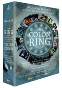 Wagner: The Colón Ring - Der Ring Des Nibelungen - 2839378916