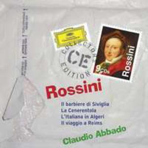 Rossini: Il Barbiere, Cenerentola, L'italiana In Algeri (Collectors Edition) - 2839285653