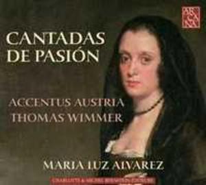 Cantadas De Pasión / , Thomas Wimmer, Maria - 2839195549