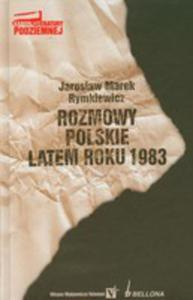 Rozmowy Polskie Latem Roku 1983 - 2839218812