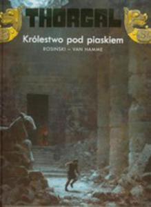 Thorgal. Tom 26. Królestwo Pod Piaskiem - 2876082000