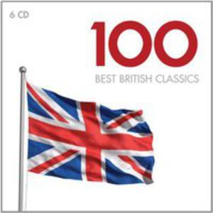 100 Best British Classics - 2839288609