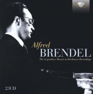Brendel: The Legendary Mozart And Beethoven Recordings - 2839329500