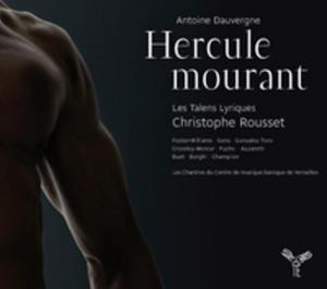Dauvergne: Hercule Mourant - 2839298248