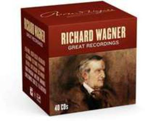 Richard Wagner - Great Recordings - 2839297621