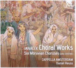 Leos Janacek: Choral Works - Six Moravian Choruses - 2839286061