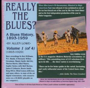 Really The Blues? / A Blues History 1893 - 1959 Vol. 1 - 2839276464