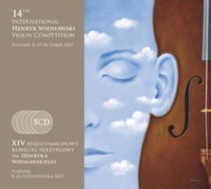 XIV Międzynarodowy Konkurs Skrzypcowy Im. Henryka Wieniawskiego 2011 - 2839292351
