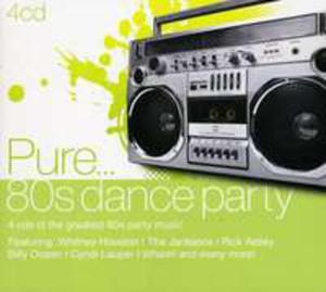 Pure. . . 80's Dance Party - 2839276812
