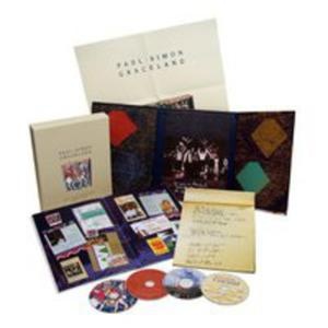 Graceland 25th Anniversary Collector's Edition Box Set - 2839288712