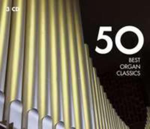 50 Best Organ Classics - 2839300767