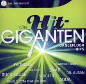 Die Hit Giganten - Dancefloor Hits - 2839288899