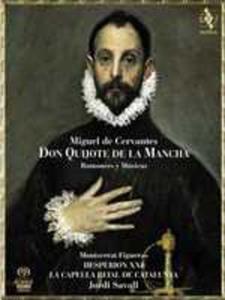 Don Quijote De La Mancha - Romances & Musicas - 2839196079