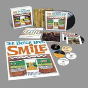 The Smile Sessions (5cd + 4lp Boxset) - Limited - 2839280909