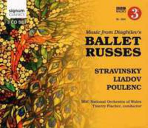 Music From Diaghilev's Ballet Russes - 2839284929
