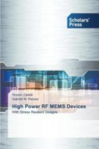 High Power Rf Mems Devices - 2857250546
