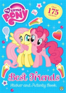 Best Friends Sticker And Activity Book - 2845353238
