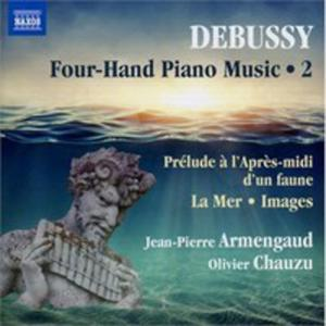 Four-hand Piano Music 2 - 2842849591