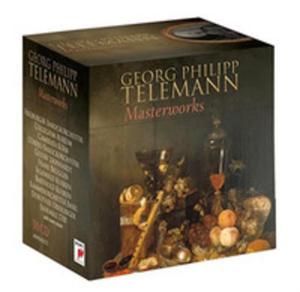 Georg Philipp Telemann - Meisterwerke - 2850838284