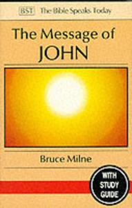 The Message Of John - 2839889494