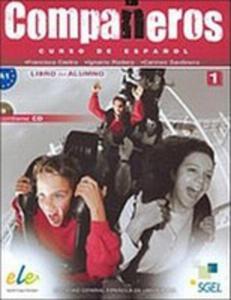 Companeros 1 Podręcznik + Cd Audio - 2844417694