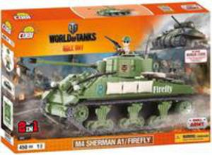 Small Army M4 Sherman A1 / Firefly - 2843984046