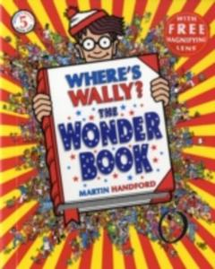 Where's Wally? The Wonder Book - 2845339954