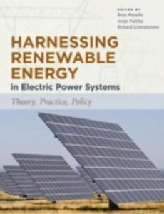 Harnessing Renewable Energy In Electric Power Systems - 2847657556