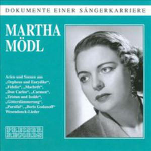 Martha Moedl - Arien Und - 2855061146