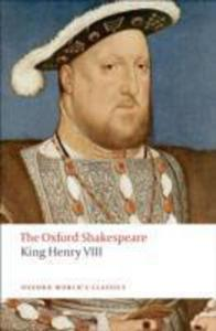 The King Henry Viii: The Oxford Shakespeare - 2839863001