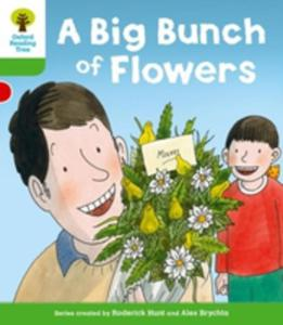 Oxford Reading Tree: Level 2 More A Decode And Develop A Big Bunch Of Flowers - 2840135155