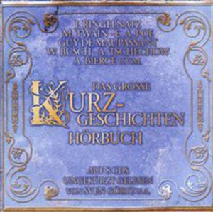 Das Grosse Kurzgeschichtenhorbuch / Różni Wykonawcy - 2839735313