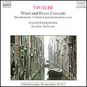 Wind And Brass Concertos - 2839193207