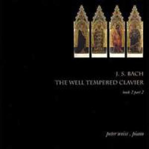 J. S. Bach / The Well Tempered Clavier Book 2 Part 2 - 2844426901