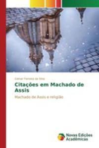 Citaç~oes Em Machado De Assis - 2857264432